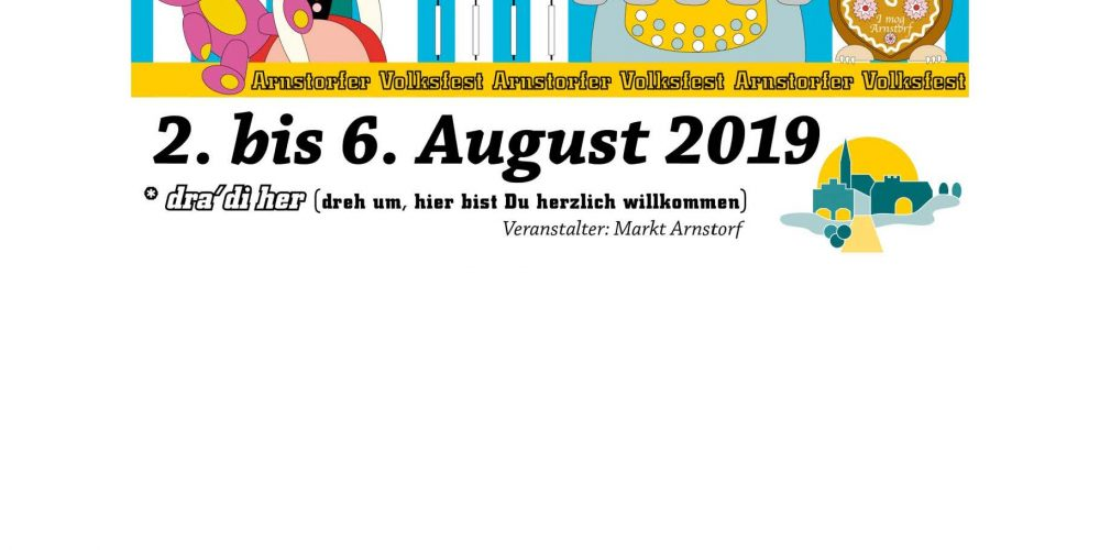 Volksfestauszug 2019